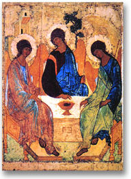 Praying with the Trinity